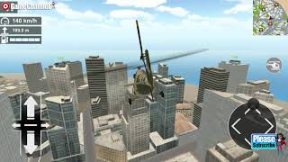 Police Helicopter Simulator Games / Police Rescue Helicopters / Android Gameplay Video #5