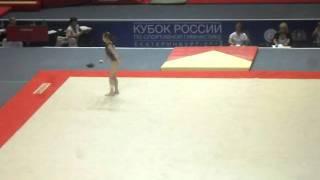 Кубок России  2011.Степанова Мария(вольные)