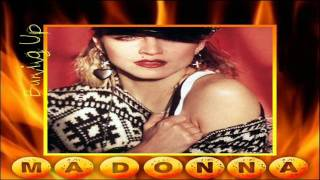 Madonna Burning Up (Album Instrumental)