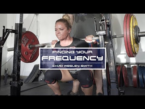 Finding Your Frequency | JTSstrength.com