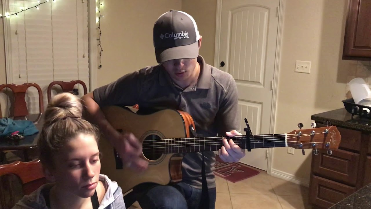 Cody Johnson Dear Rodeo Acoustic Cover Youtube