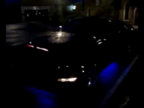 Knight Rider lights with scanner sound & Knight Rider lights with scanner sound - YouTube