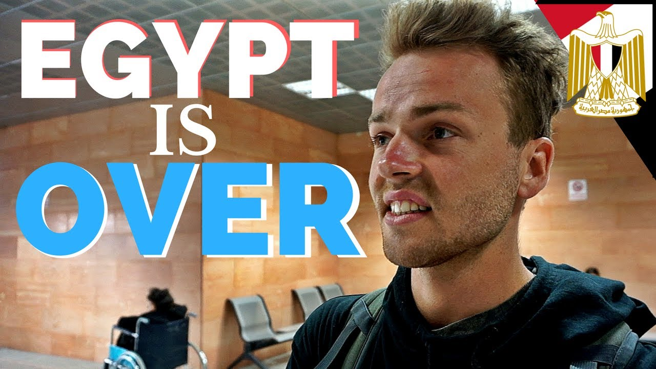 I HAD TO LEAVE EGYPT مصر المغرب