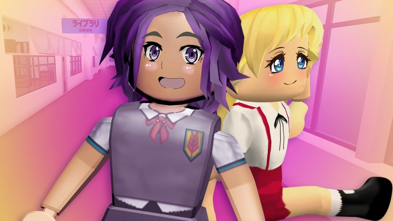 BEING REBELS IN HIGH SCHOOL - Roblox Anime High