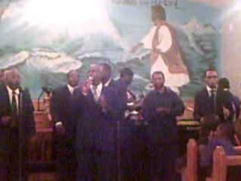 St. Paul Holiness Church Male Chorus