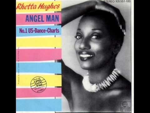 Rhetta Hughes    Angel Man 1983