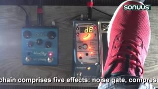 SONUUS Voluum - volume pedal & much more
