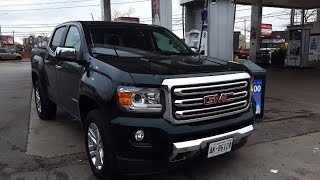 2016 gmc canyon diesel fuel economy review fill up costs