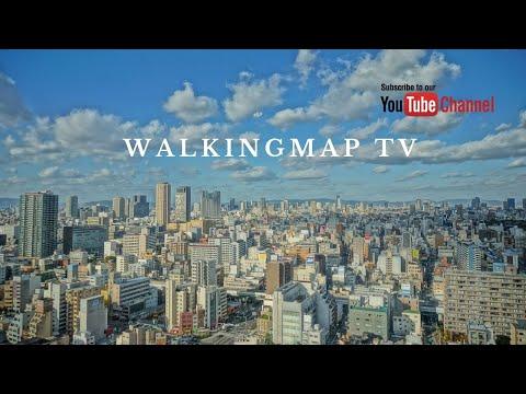 osaka-fujiya-hotel,-japan-(from-nippombashi-station)---walkingmap-tv/-大阪富士屋ホテル-/-大阪富士屋酒店-/오사카-후지야-호텔