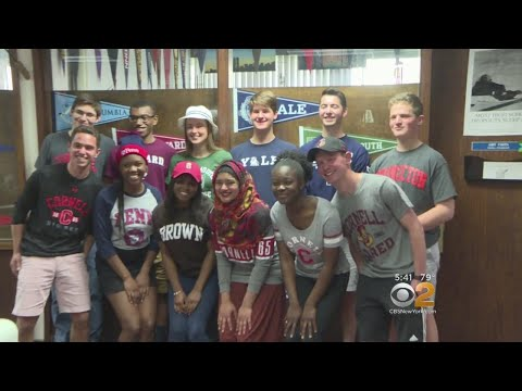 New Rochelle High School Boasts At Least 1 Student Heading To Each Ivy League College