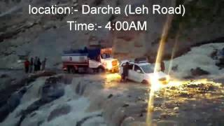 Planning a trip to leh - Ladakh? than watch this video | Leh Manali poor road condition 2017-july-10
