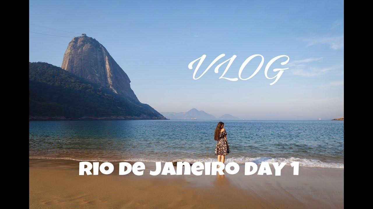 Влог. Рио де Жанейро, Бразилия. День 1