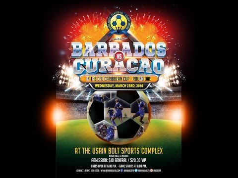 Barbados Football Association: Barbados vs Curacao