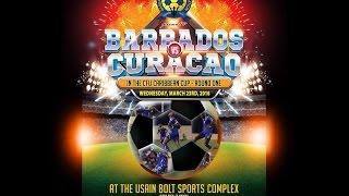 Barbados Football Association: Barbados vs Curacao