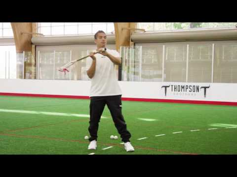 ProTips: How to do a Behind-the-Back Lacrosse Pass or Shot