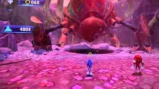 15 Minutes of Sonic Boom Rise of Lyric Wii U E3 2014