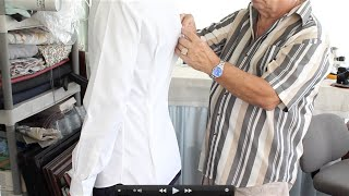 How to Tailor a Dress Shirt.
