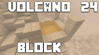 火山の中で生きるPart24【VolcanoBlock】