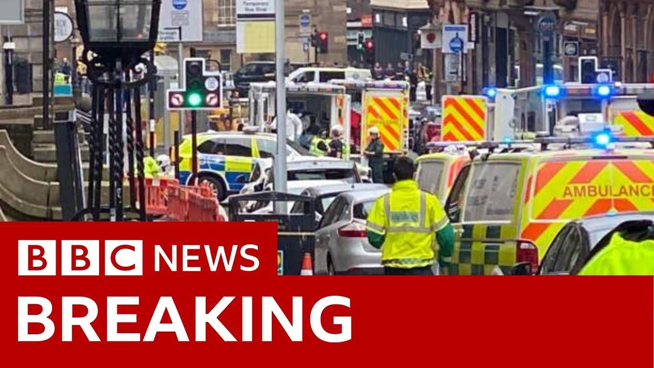 UK Prime Minister 'deeply saddened' by Glasgow news - BBC News