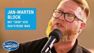 Jan-Marten Block mit