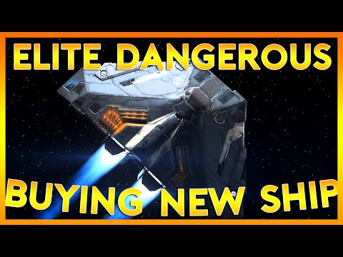 Elite Dangerous Horizons One Off | BUYING A NEW SHIP | Part 2 (Elite Dangerous 2016 PC Gameplay)