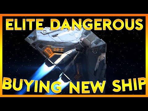 Elite Dangerous Horizons One Off | BUYING A NEW SHIP | Part 2 (Elite Dangerous 2016 PC Gameplay)