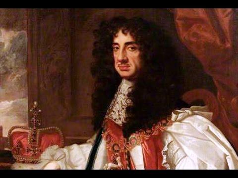 King Charles II 16301685  Pt 13