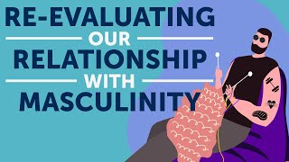 Re-evaluating our relationship with masculinity | The Future of Masculinity | Yang Speaks