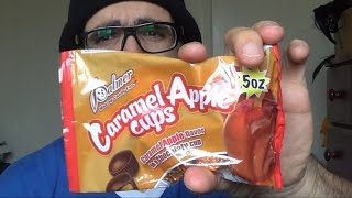 Caramel Apple Chocolate Cups For Fall - Would You Eat Them? | Freakeating Review 28