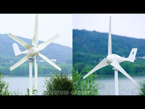 8 Best Home Wind Turbines 2020