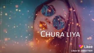 Chura liya jo tumne dil ko music mg song