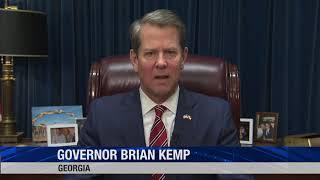 Governor Kemp Coronavirus PSA