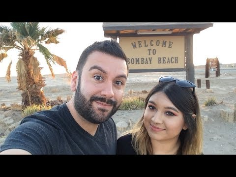 Bombay Beach, Salton Sea, Slab City & Salvation Mountain