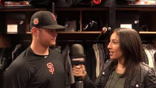 Christian Arroyo Discusses His Biggest Adjustment As A Pro
