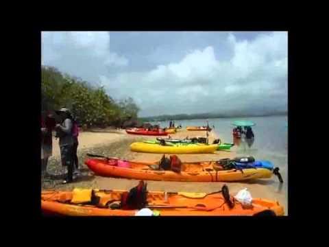 Kayakeada Familiar Cabezas de San Juan Junio2015