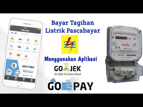cara-bayar-tagihan-listrik-via-gojek-|-bayar-pln-pascabayar-pakai-gopay