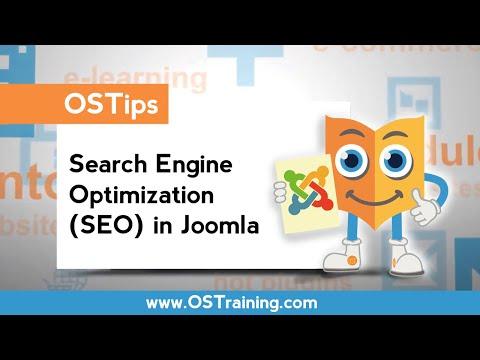 OSTips - Search Engine Optimization (SEO) In Joomla