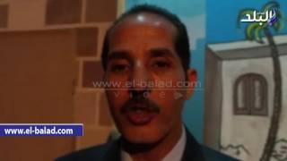 بالفيديو والصور.. إقبال كبير على مسرحية 'صابرة' بقصر ثقافة طور سيناء