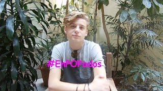 """Entrevista #EnPOPados a CALUM en México """"Hey Babe"""" Edición Especial @CalumHeaslip1 #Calumers"""