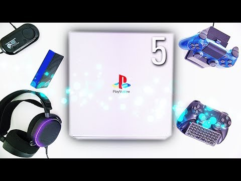 5 MUST HAVE PlayStation 4 Accessories 2018!