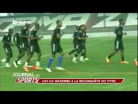b-One Journal des Sports: Le TP Mazembe en phase finale, Le Parcours CAF-C2