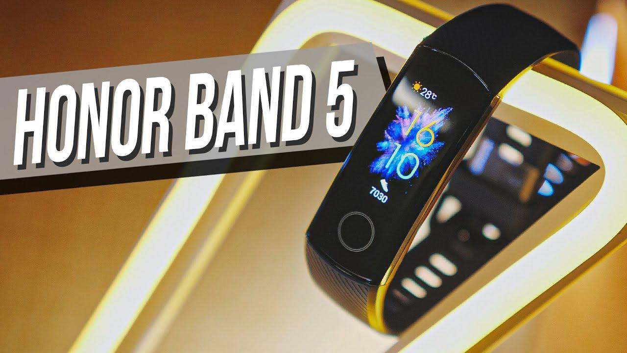 Honor Band 5 - Снова лучшие?! Убийца Mi Band 4!