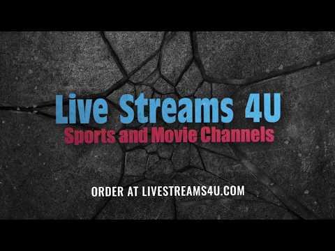 Best IPTV Server Live Sports Movie Streams HD - IPTV Server Live Streams 4U