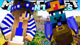 Minecraft-Little Carly Adventures-MEETING THE GENIE!!