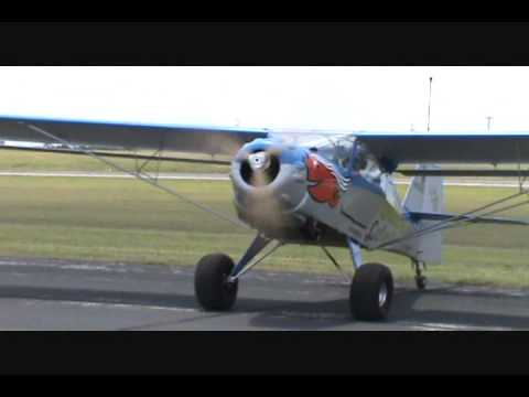 Repeat Radial Kitfox Landings