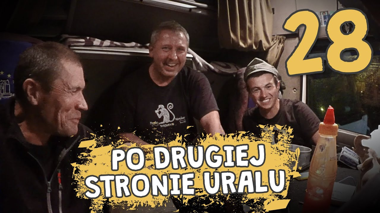 Autostopem przez Demoludy - Po drugiej  stronie Uralu (odc. 28)