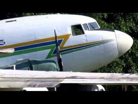 2016 LA CEIBA GOLOSON AIR-PORT HONDURAS Plane cemetery