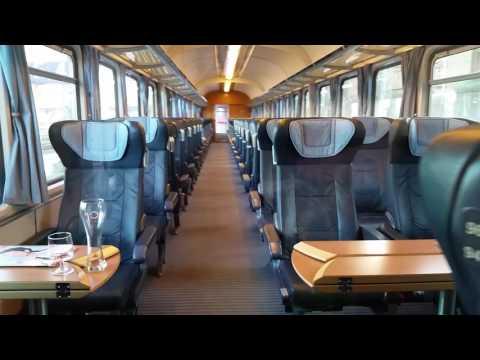 Besichtigung eines 1.Klasse IC Wagens | Kieler Zug