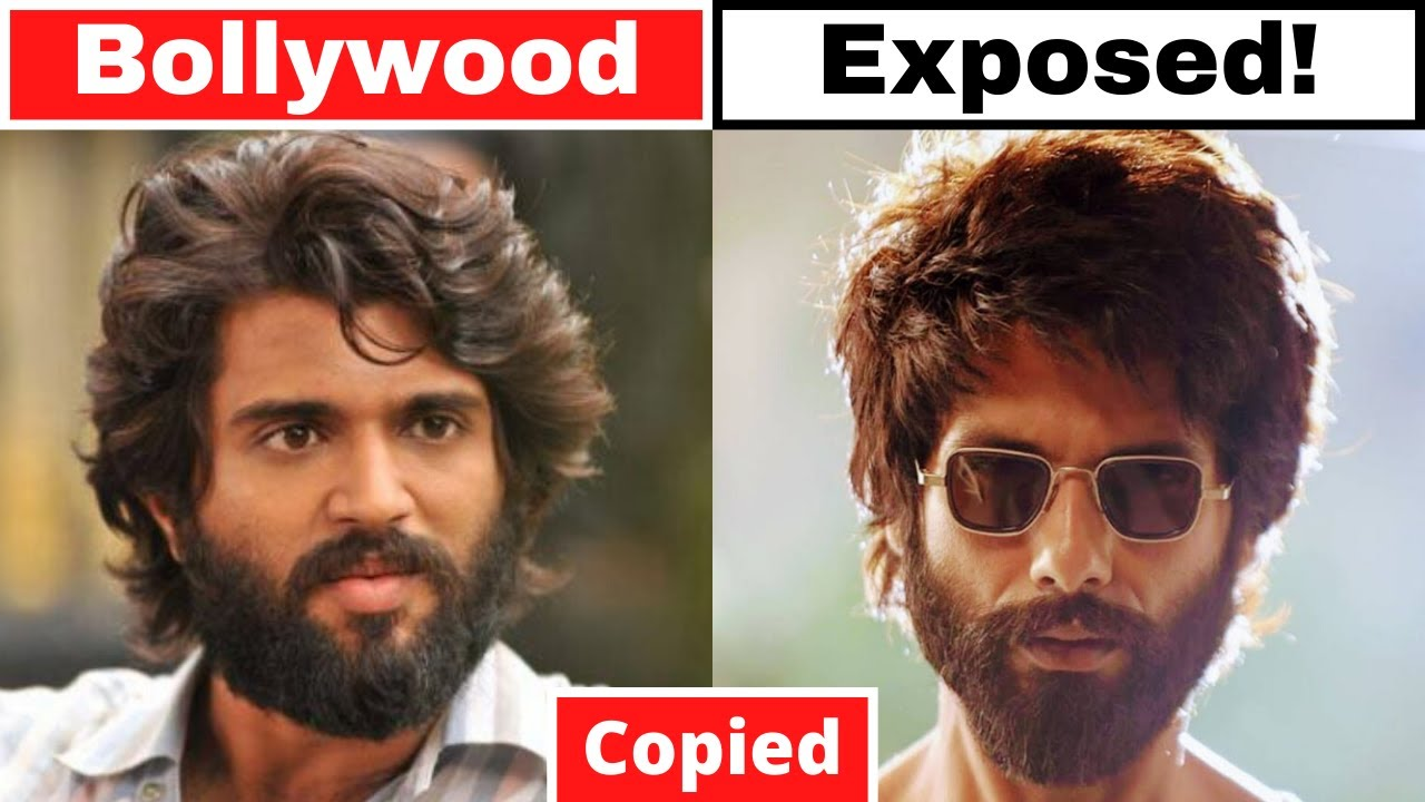 10 Bollywood Movies That Are Actually Copied From Tamil, Telugu, Malayalam, and South Indian Movies