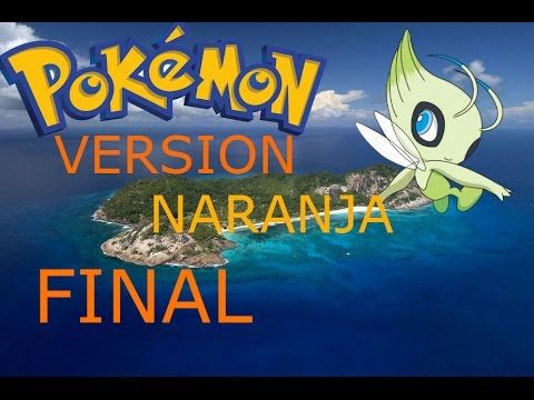 Pokemon Naranja English (GBA Rom Hack) (Completed)